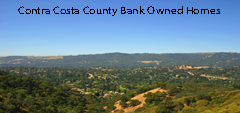 Contra Costa Bank Owned Homes