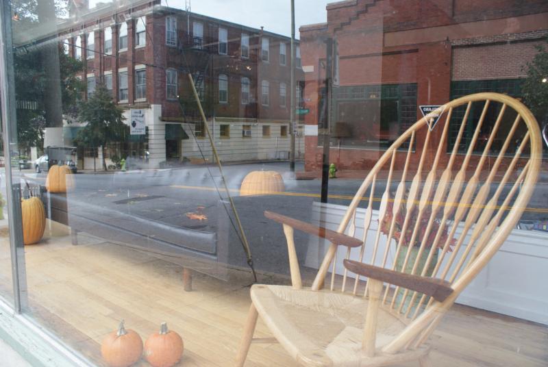 Vintage Egg Chair Lands At Groovy Furniture In Lynchburg Va