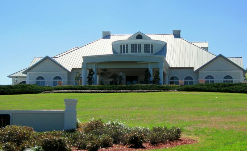 Clubhouse Glen Lakes Golf and Country Club Weeki Wachee Florida