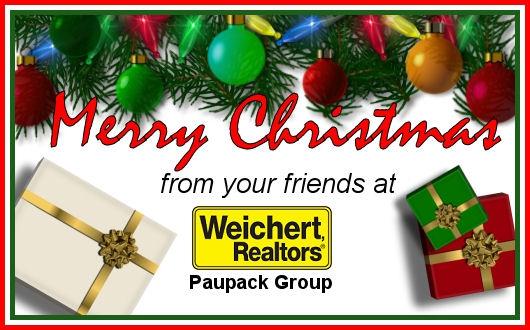 Merry Christmas from Weichert