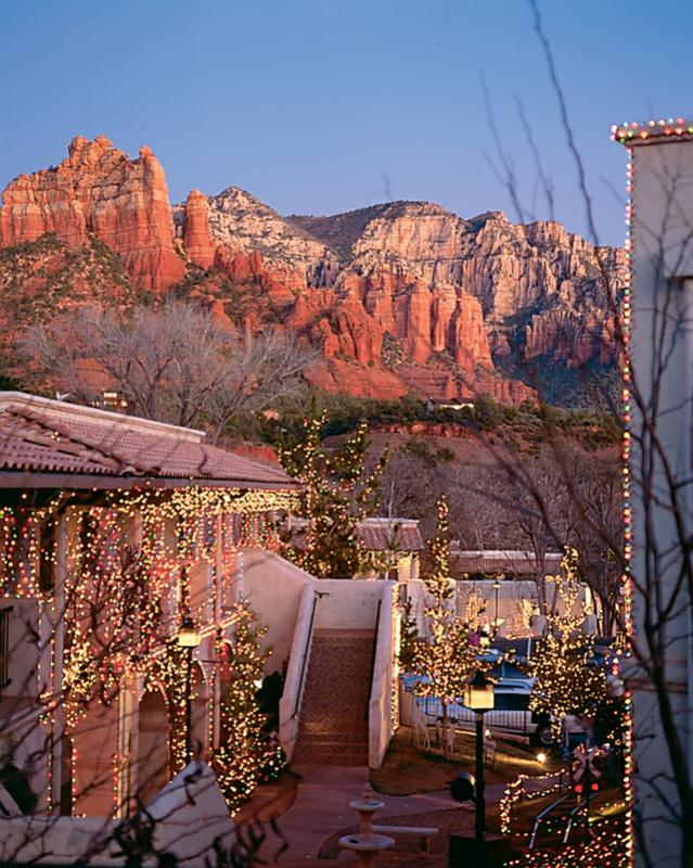 Want An Excuse To Come To Sedona Eat Drink And Be Merry