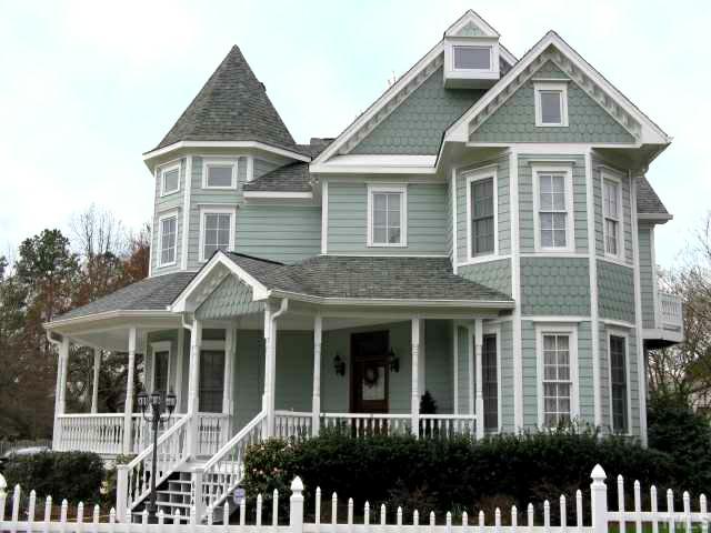 Residential villa for Best houses in america