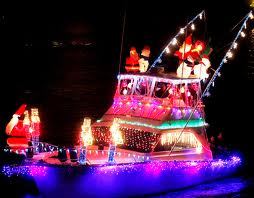 Nanaimo Christmas lights cruise