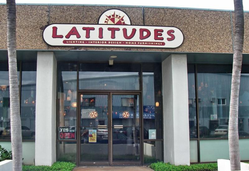 Maui Furniture Stores Latitudes Interior Design Furnishings