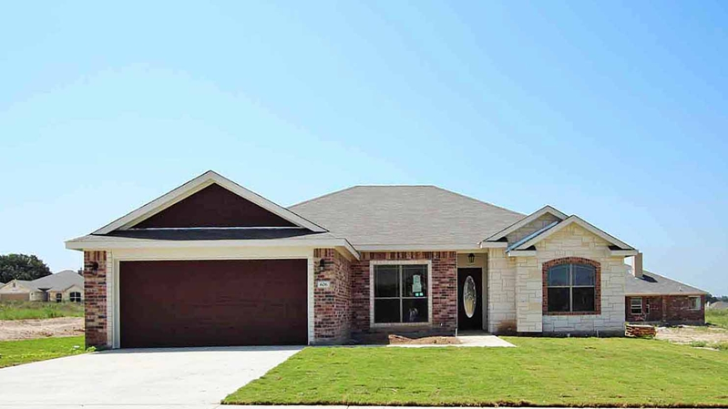 Homes For Sale In Killeen Tx Brand New In Cosper Ridge Estates