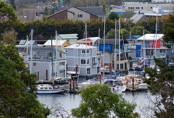 The Spectacular Marinas Of Victoria And Area