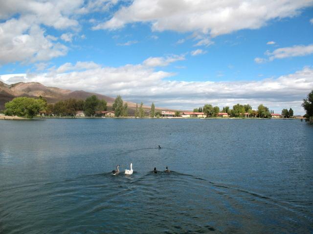 Calico Lake