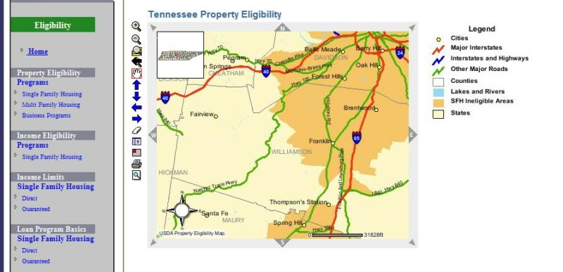 100 Financing In Williamson County Tennessee