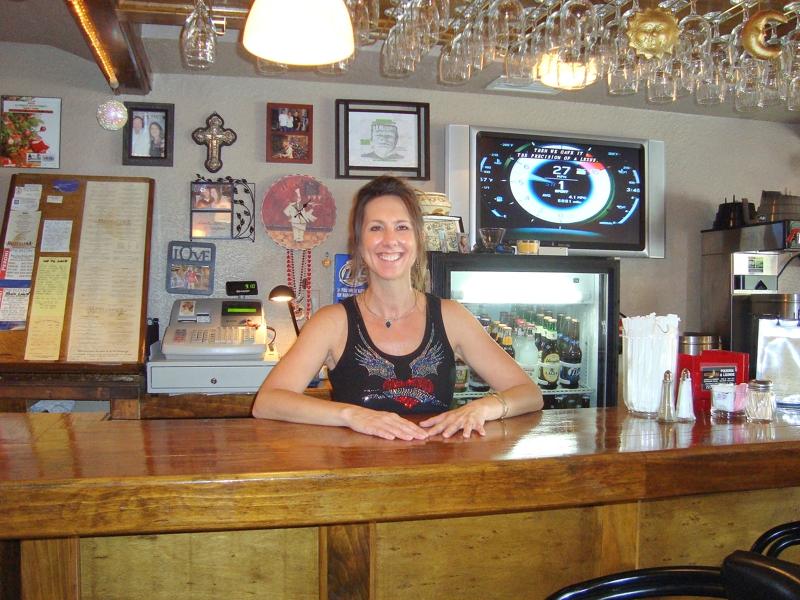 Mezzaluna Pizzeria And Restaurant In New Port Richey Fl Is