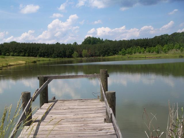 Outstanding Small Hunting And Fishing Getaway In Macon