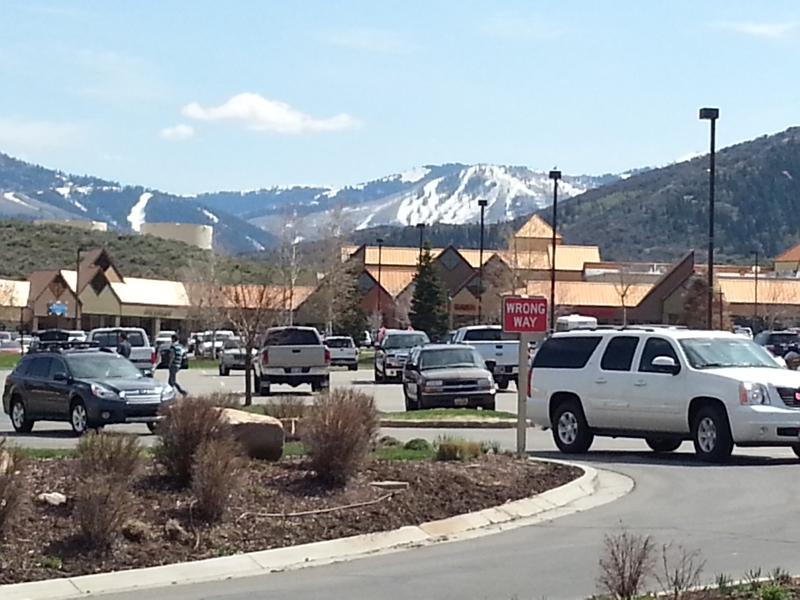 Tanger Outlets in Park City
