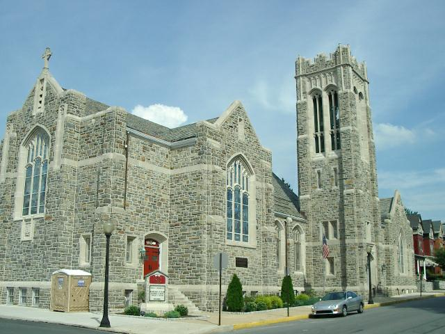 St James Evangelical Lutheran Church