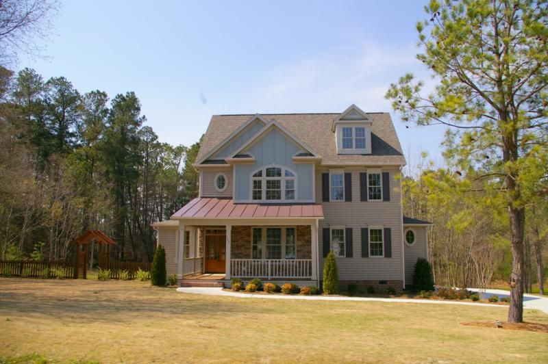 Sherman Pines | New Homes in Fuquay Varina | Acreage Lots | Bring Your Own Builder