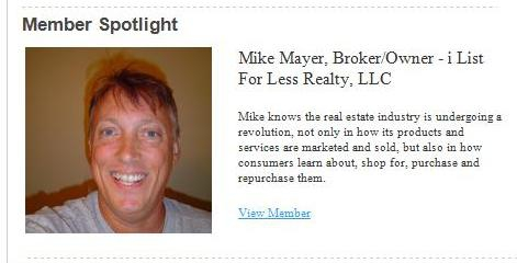 Featured Member Spotlight - Mike Mayer, i List For Less Realty Lafayette LA