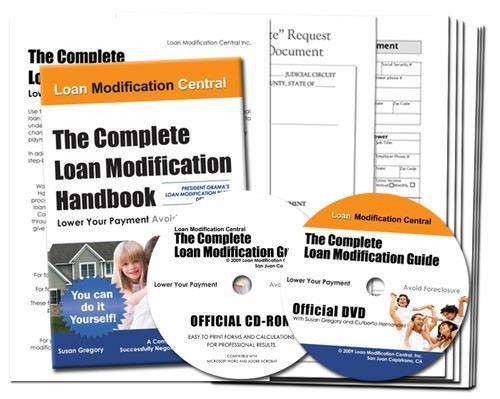 Home Loan Modification Program | Bank of America