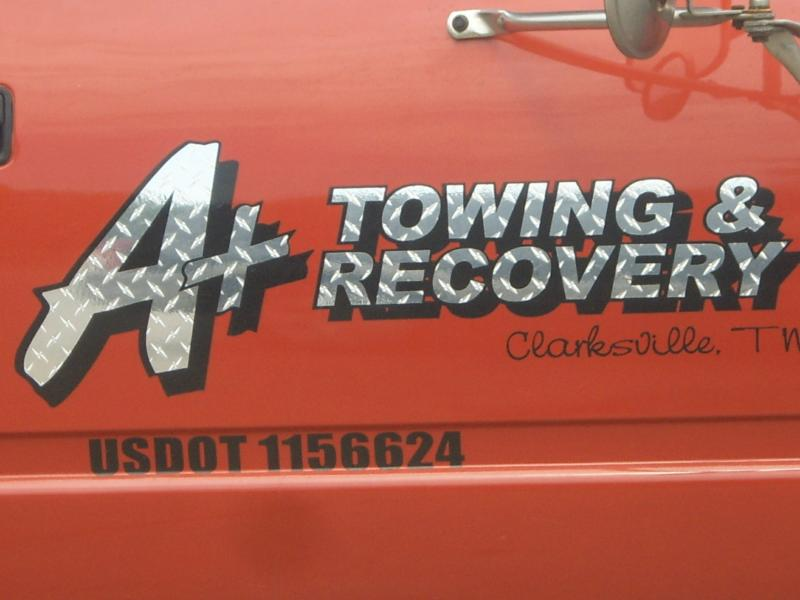A Plus Towing and Recovery in Clarksville Tennessee