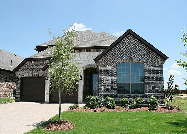 New Construction Megatel Homes In Wylie Tx
