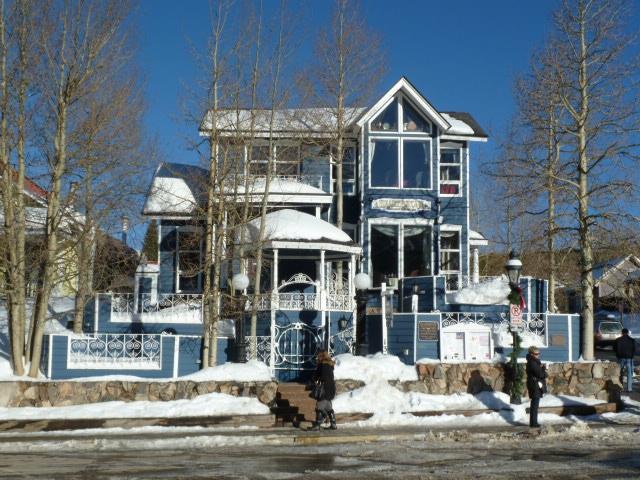 Hearthstone Restaurant In Breckenridge Colorado
