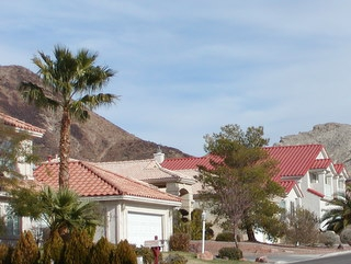Homes in Calico Ridge in Henderson NV