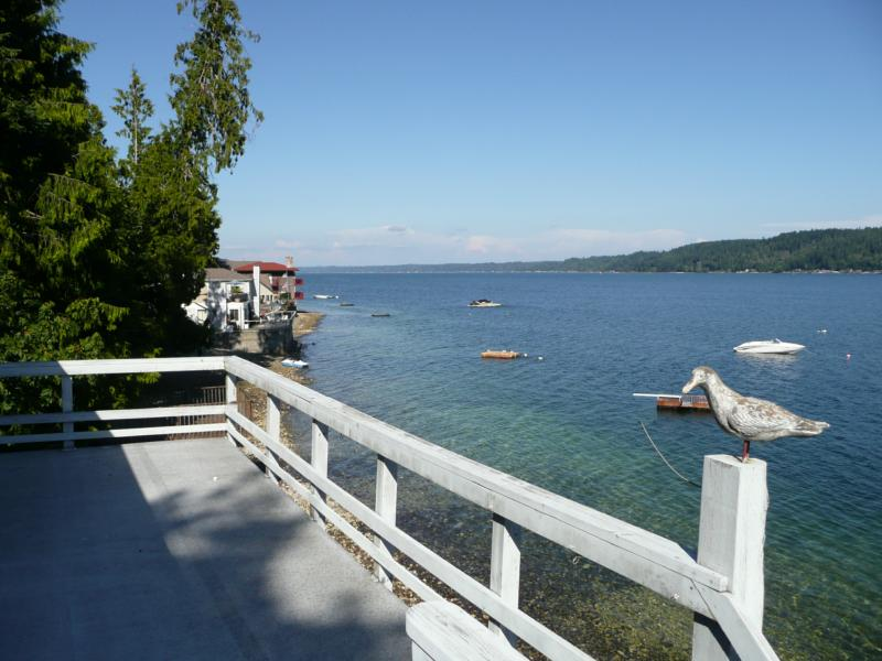 North shore waterfront homes on hood canal belfair wa real for Hood canal cabin for sale