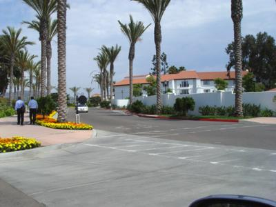 The La Costa Resort in Carlsbad CA