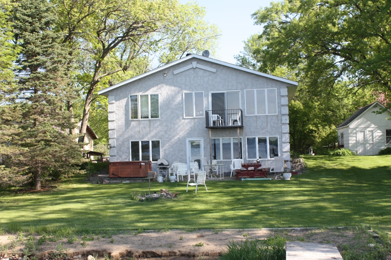 3 bedroom lake home for sale sugar lake annandale mn