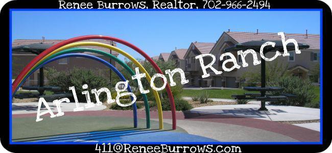 Arlington Ranch Homes For Sale