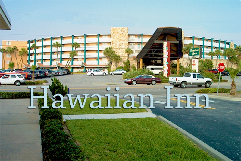 Hawaiian Inn in Daytona Beach Shores