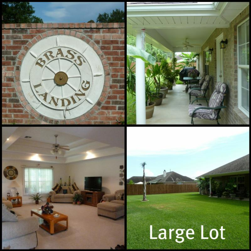 Home For Sale At 6859 Gold In Brass Landing Southeast Lake Charles La