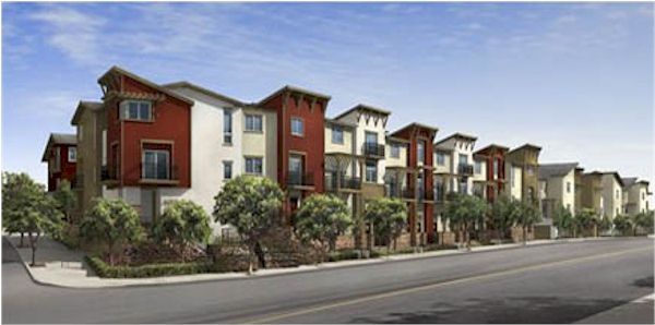 Artist rendering of 36 on Echo- New Construction in Echo Park