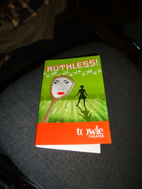Ruthless - Towle Theatre, Hammond, IN Opening Night 2/25/11