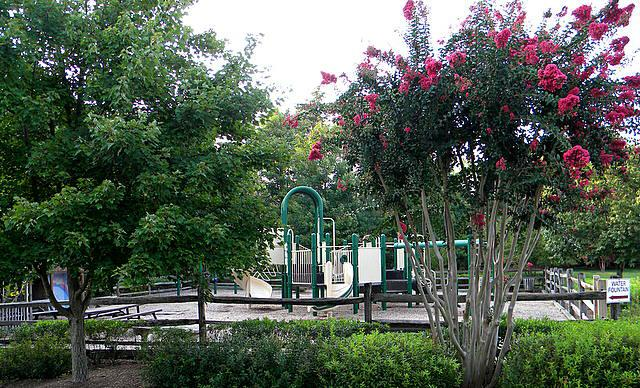 Virginia Run Community Center Playground