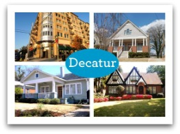 homes for sale in Decatur Georgia