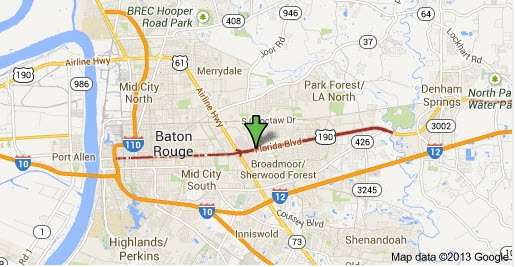 Baton Rouges Village Cote Prices Plummet From REOs Attempted Murder - Baton rouge crime map
