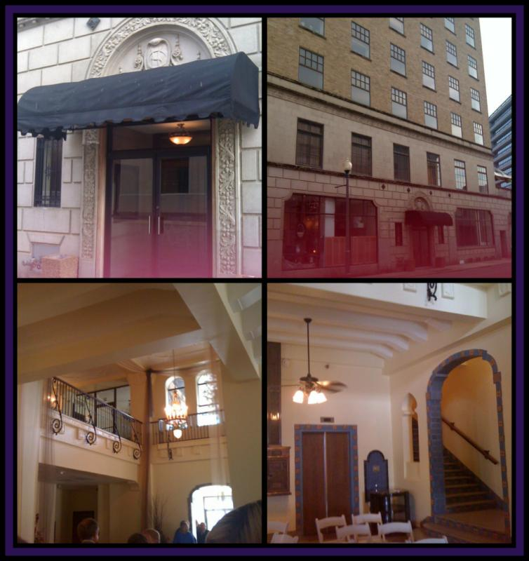 Re Visiting The Historic Charleston Hotel In Lake Charles Louisiana A Tale Of Two Brides