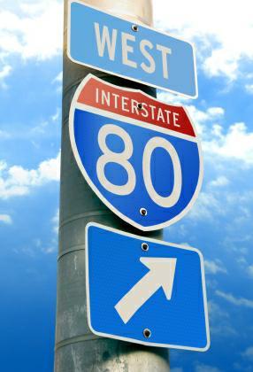 Interstate 80 - istockphoto.com