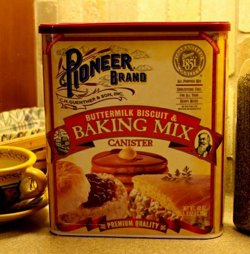 biscuit pioneer recipe