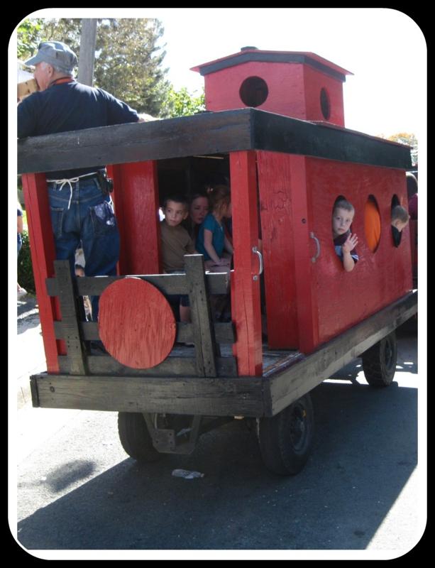 Amelia Railroad Festival