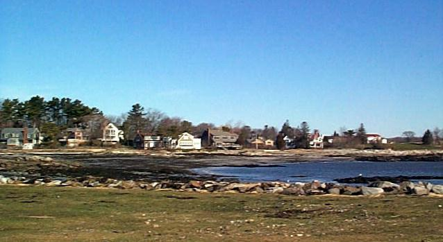 New Castle Nh Beach At Home In Hampshire