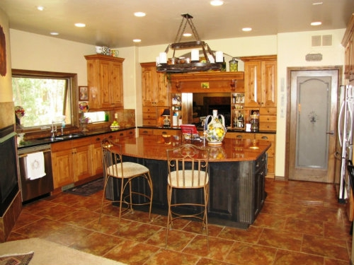 Colorado Springs Home with Gourmet Kitchen for Sale