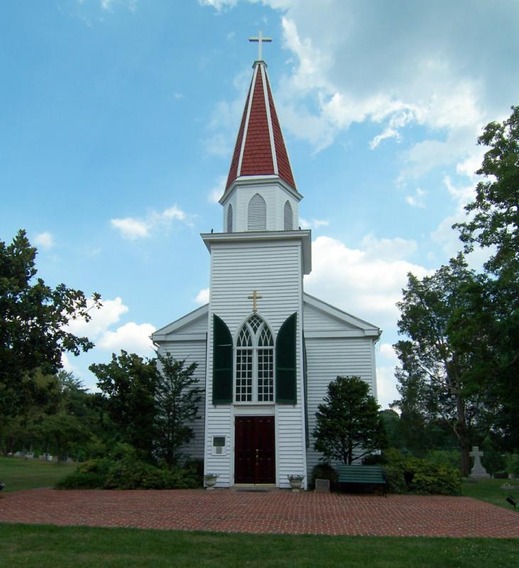 St Mary of Sorrows-Fairfax VA