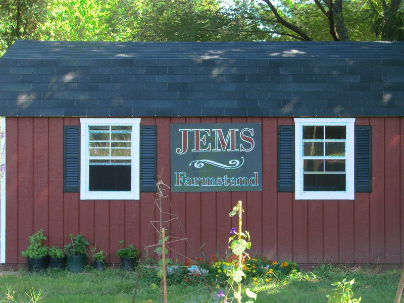 Jem's Farmstand, South Windsor, CT