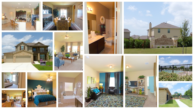 Mockingbird Heights Subdivision