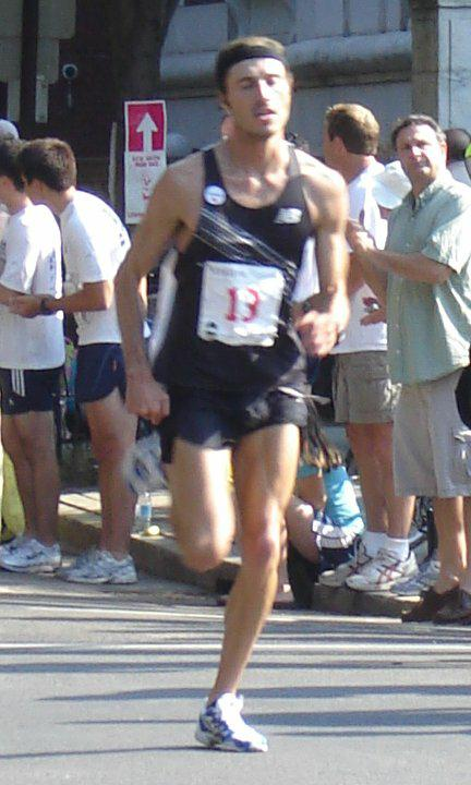 James Carney - 2nd Place in New Haven 20k - 2007