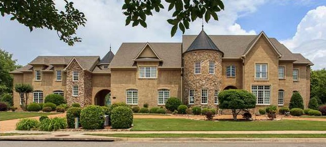 Estate home for sale hampton cove huntsville alabama for Home builders in south alabama