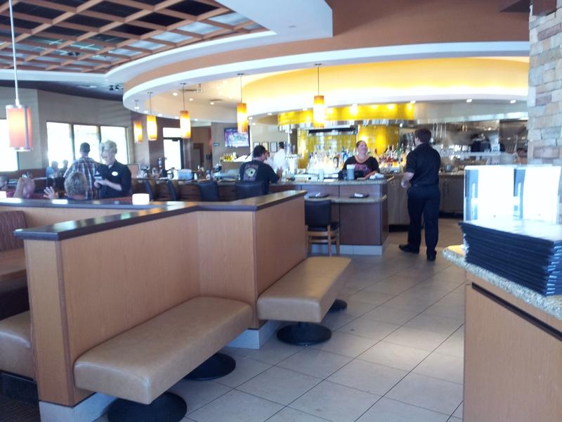 charming California Pizza Kitchen Cherry Creek #3: Roseville, CA 95678 - California Pizza Kitchen (Dining Room)