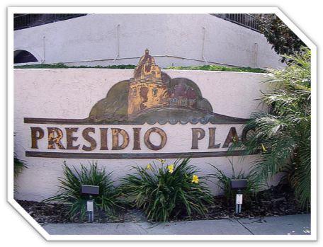 Presidio Place, Mission Valley, San Diego, California