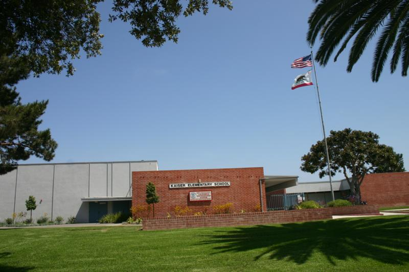 Kaiser Elementary School Costa Mesa CA