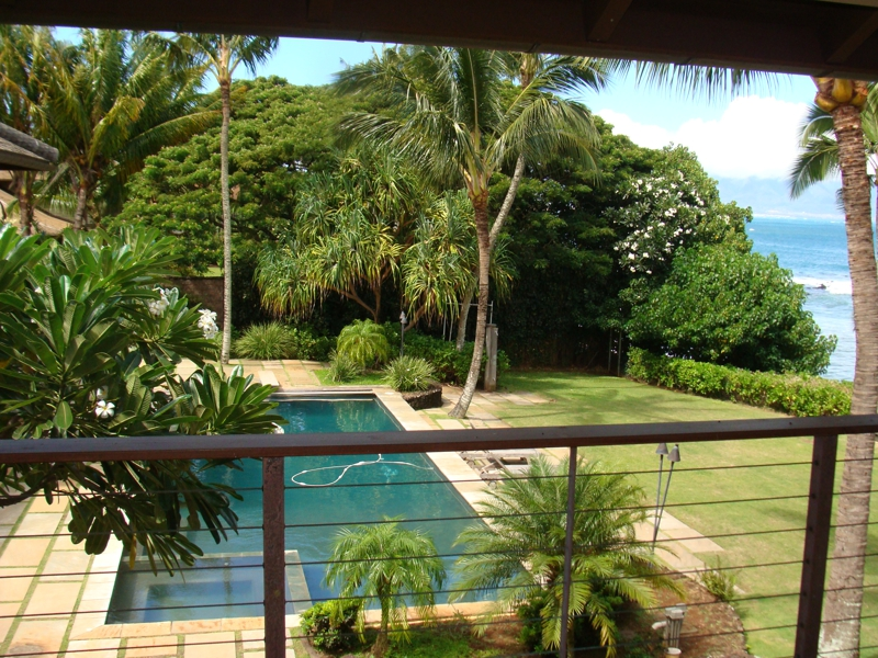 maui oceanfront homes for sale
