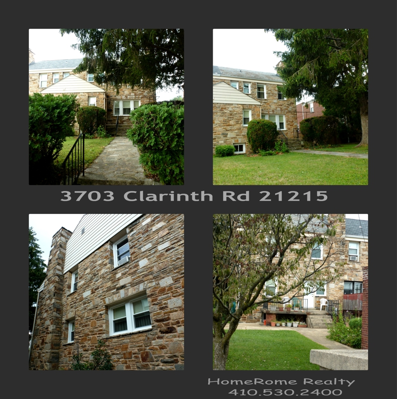 3703 Clarinth Rd HomeRome 410-530-2400